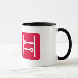 IL tasse de café de société d'histoire (logo de