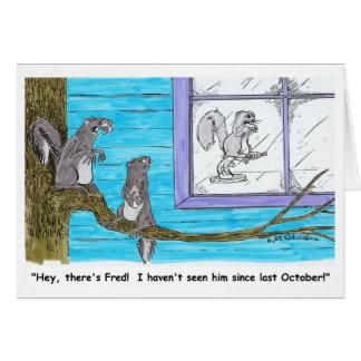 IL Y A carte de FRED