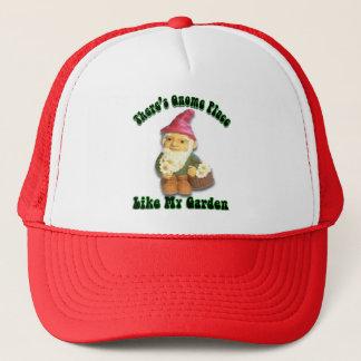 Il y a endroit de gnome comme mon casquette de
