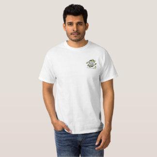 Île Adam chaque jour par vacances T de base T-shirt