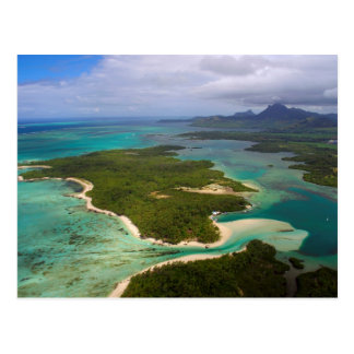 Ile Cerfs aux., Îles Maurice Carte Postale