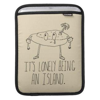 Île de bande dessinée poches pour iPad