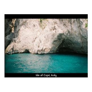 Île de Capri Italie Carte Postale