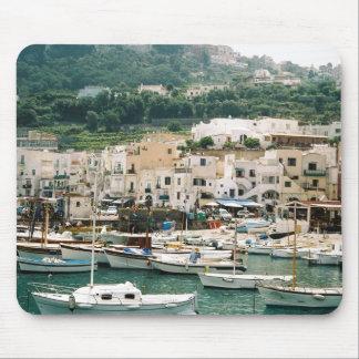 Île de Capri Tapis De Souris