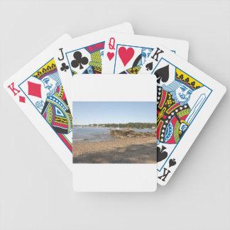 Île de crêtes, JE plage de club Jeux De Cartes