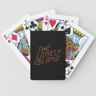 Île de Digitals Cartes À Jouer