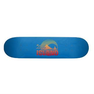 Île de Dookie - couleur Skateboards Customisés