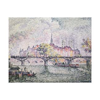 Ile de la Cite, Paris, 1912 Toiles