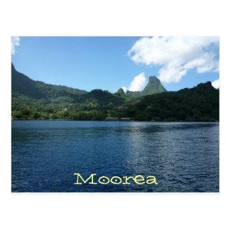 Île de Moorea Polynésie française Cartes Postales