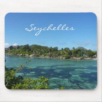 Île de palme Seychelles Mahé