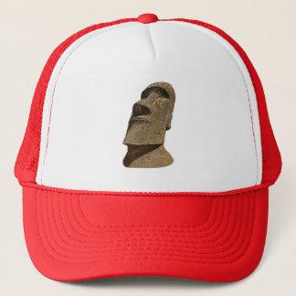 Île de Pâques Moai - casquette de camionneur