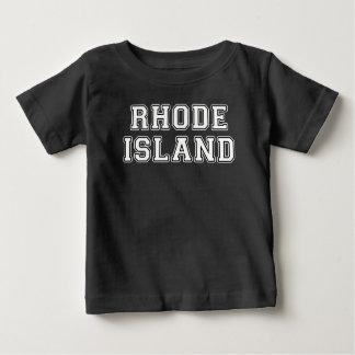 Île de Rhode T-shirt Pour Bébé