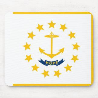 Île de Rhode Tapis De Souris