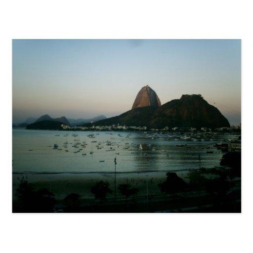 Île de Rio de Janeiro Cartes Postales