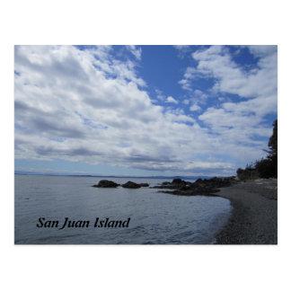 Île de San Juan Cartes Postales