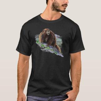 Île de Vancouver mise en danger Marmot T-shirt