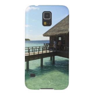 Île-hôtel de Bandos, atoll masculin du nord, les 2 Coque Galaxy S5