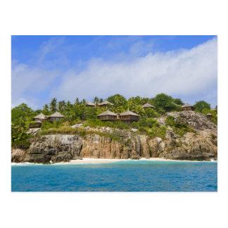 Île-hôtel de frégate (P.R.) Carte Postale
