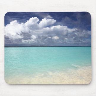 Île Mousepad des Maldives Tapis De Souris