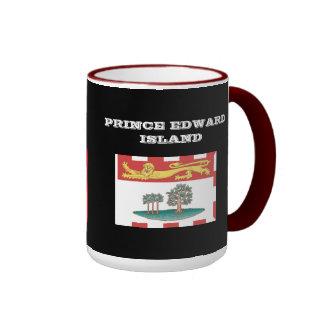 Île Prince Edouard * tasse de café
