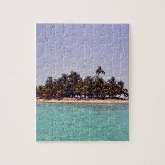 Île tropicale puzzles