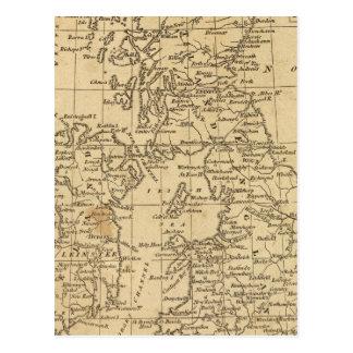 Îles britanniques 5 carte postale