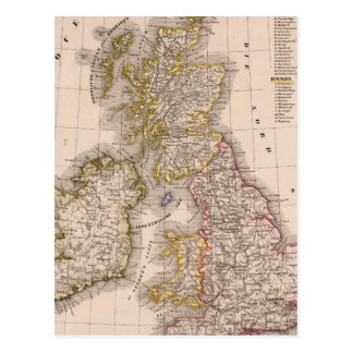 Îles britanniques, Angleterre, Irlande Cartes Postales