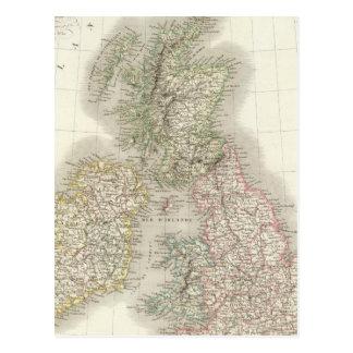 Iles Britanniques - îles britanniques Cartes Postales