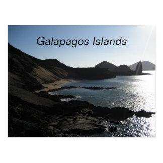 Îles de Galapagos Cartes Postales