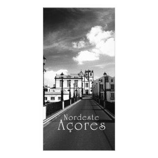 Îles de Nordeste - des Açores Photocarte Customisée