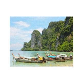 Îles de phi de phi toiles