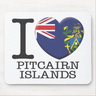Îles de Pitcairn Tapis De Souris