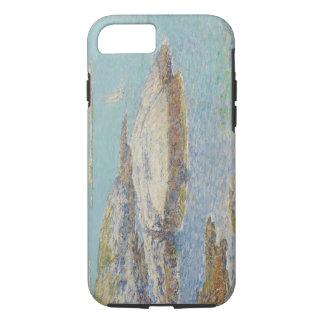 Îles des bancs, 1899 (huile sur la toile) coque iPhone 8/7