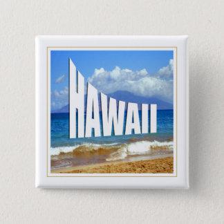 Îles d'Hawaï Badges
