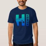 Îles d'Hawaï - HI T-shirts