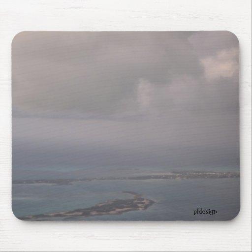 Îles du ciel tapis de souris