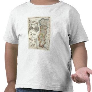 Îles du Portugal et de Cap Vert T-shirts