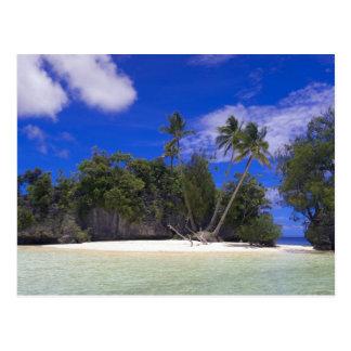 Îles Palaos de roche Cartes Postales
