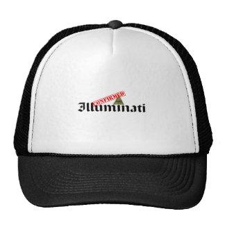 Illuminati a confirmé casquette trucker