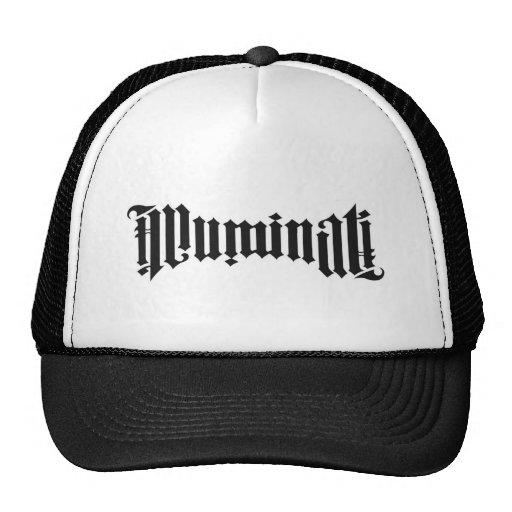illuminati casquette