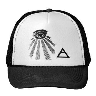 illuminati casquette trucker