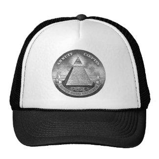Illuminati tout l'oeil voyant casquette