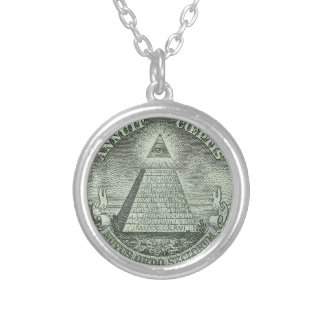 Illuminati - tout l'oeil voyant pendentif