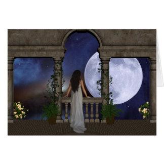 illumination carte de vœux