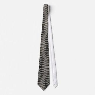 Illusion optique de l'exosquelette 3D Cravate