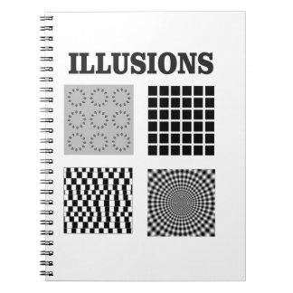 illusions de quadruple carnet