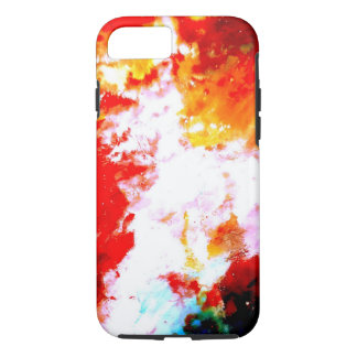Illustration abstraite créative coque iPhone 7