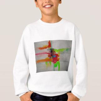 Illustration abstraite d'original sweatshirt