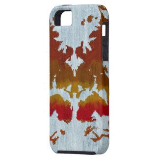 Illustration d essai de Rorschach - cas de l iPhon Coque Case-Mate iPhone 5