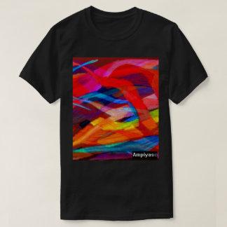 Illustration d'Ampiyas sur le T-shirt